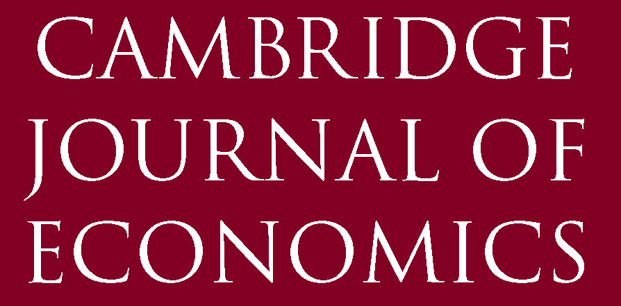 40 Years of the Cambridge Journal of Economics Conference 's image