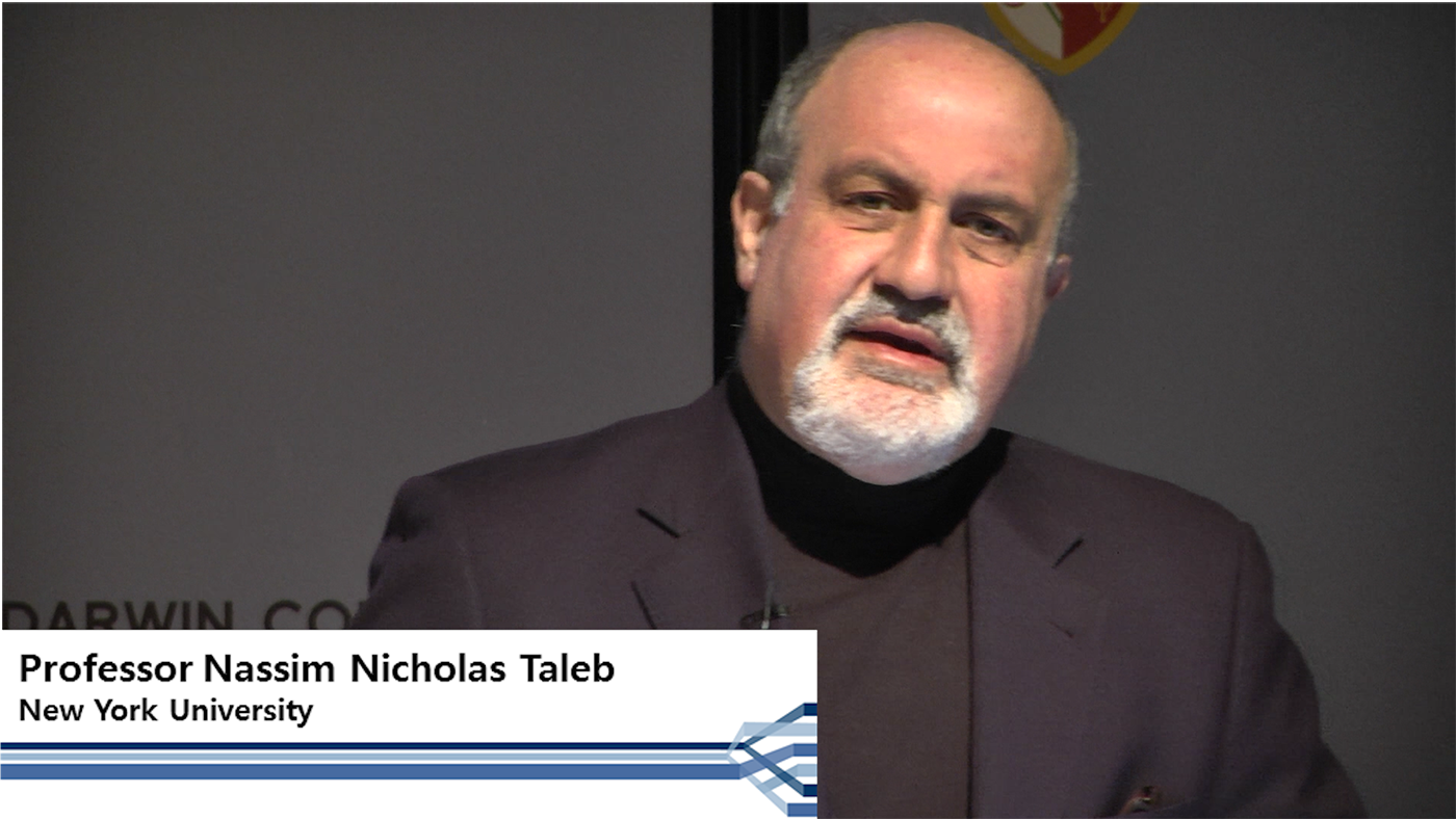 Nassim Nicholas Taleb (NUY)