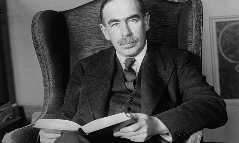 Keynes Lectures's image