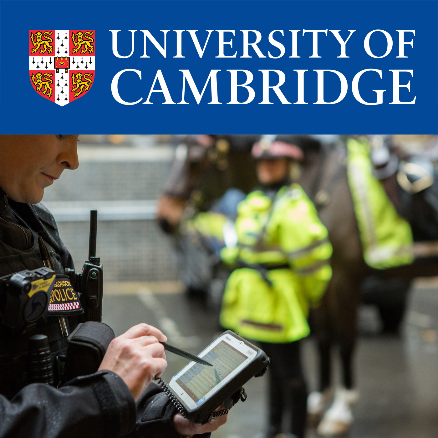 Criminology: 11th Evidence Based Policing Conference's image