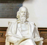 Reading Tennyson: A Celebration of the Bicentenary of the Birth of Alfred, Lord Tennyson's image